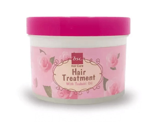 BSC  Hair Care Glossy Hair Treatment Wax  1