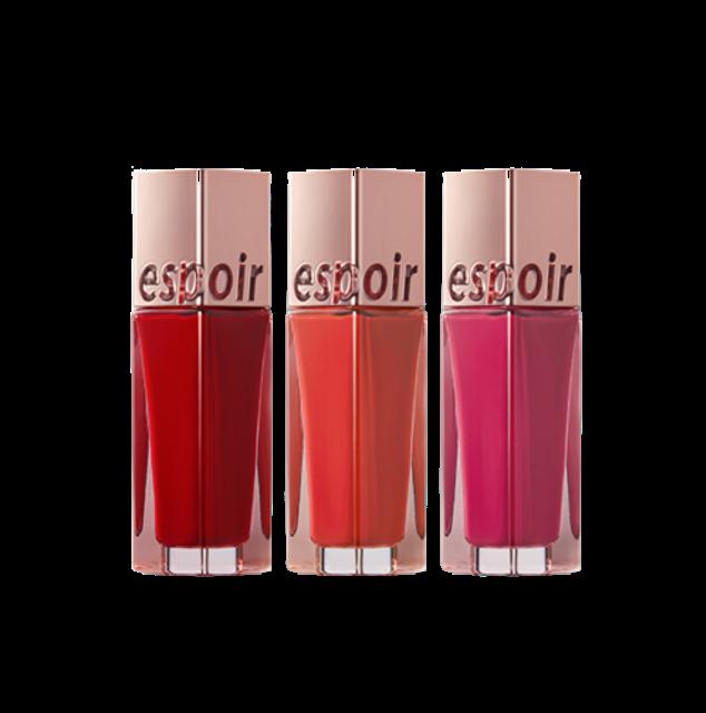 Espoir เครื่องสำอาง Espoir Couture Lip Tint Shine 1