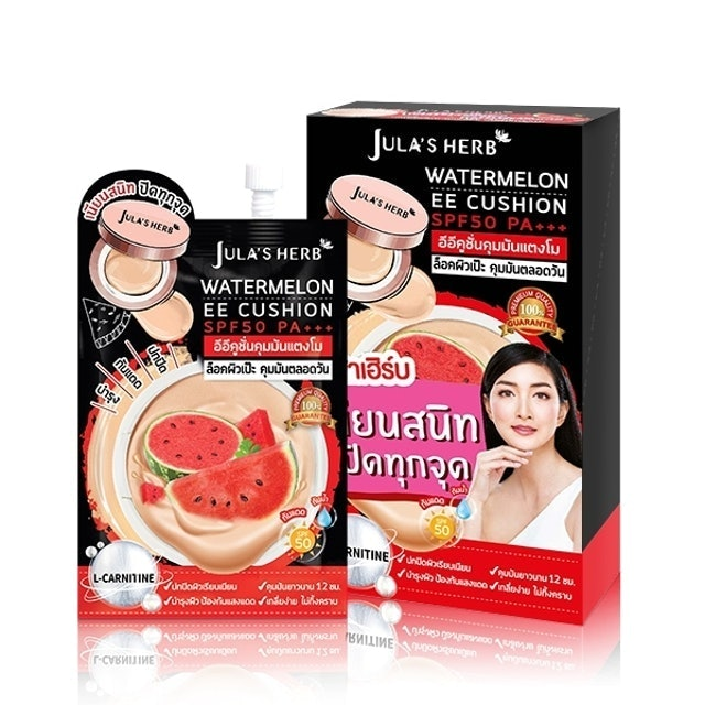 Jula's Herb Watermelon EE Cushion SPF50 PA+++ 1