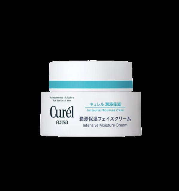 Curel มอยเจอร์ไรเซอร์ Intensive Moisture Cream 1