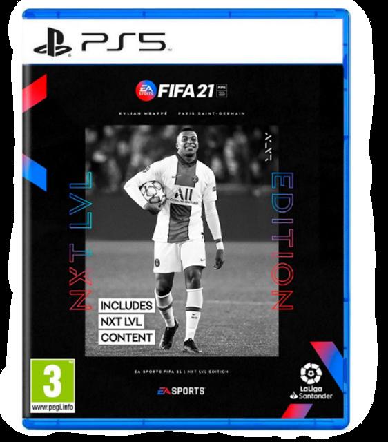 Electronic Arts, EA Vancouver, EA Romania เกม PS5 FIFA 21 1