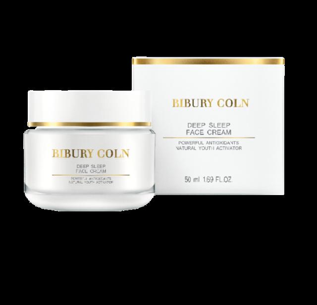 Bibury Coln สกินแคร์สำหรับผิวแห้ง Deep Sleep Face Cream 1