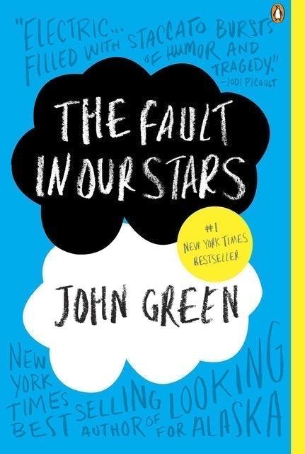 John Green นิยาย Young Adult/วรรณกรรมเยาวชน The Fault In Our Stars 1