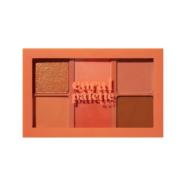 4u2 Candy & Coral Palette 1
