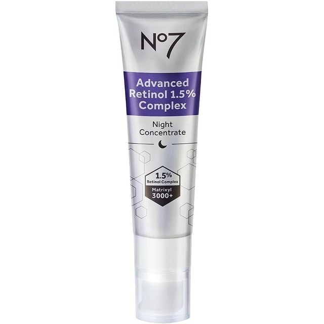 No7 สกินแคร์ยกกระชับหน้า Advanced Retinol 1.5% Complex 1
