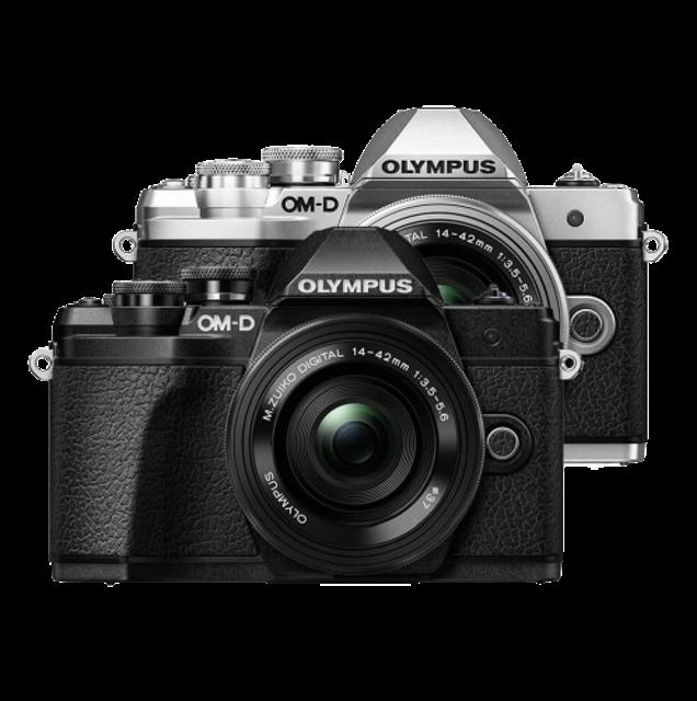 Olympus อุปกรณ์สำหรับถ่ายภาพกลางคืน กล้อง Mirrorless OM-D E-M10 Mark III  1
