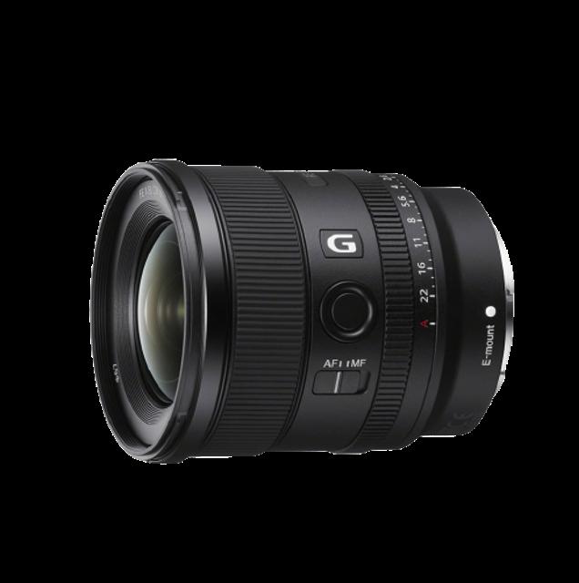 Sony อุปกรณ์สำหรับถ่ายภาพกลางคืน เลนส์ FE 20mm f/1.8 G 1