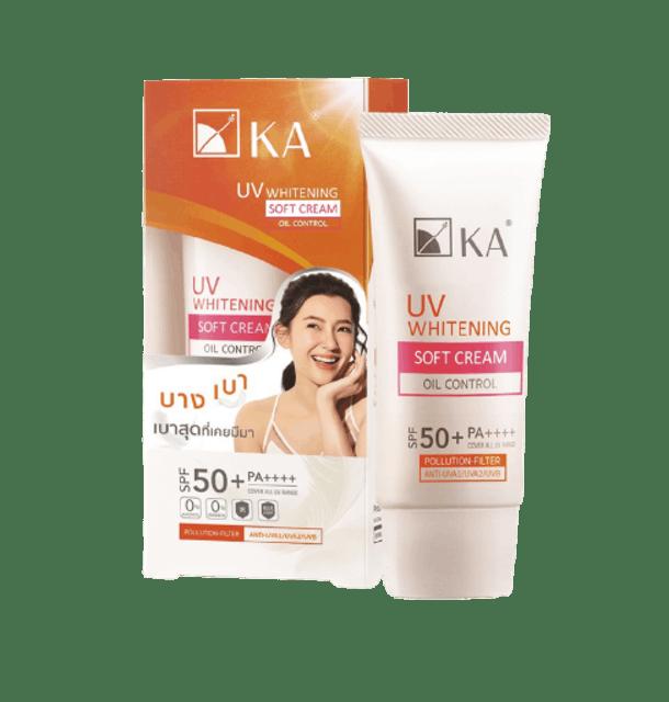KA UV Whitening Soft Cream SPF50+ PA++++ 1