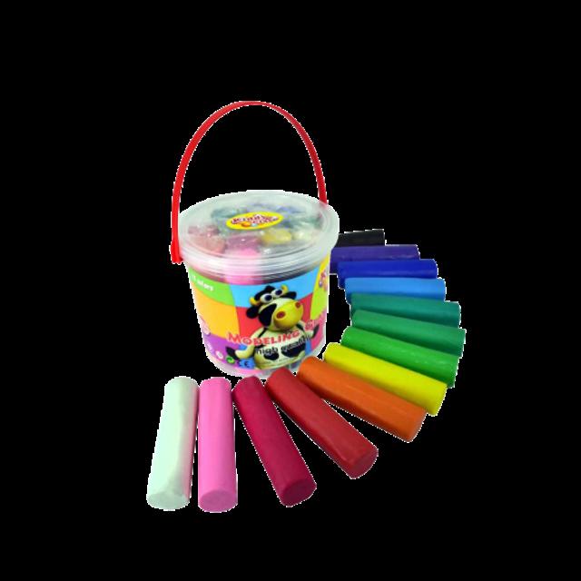 NARA ของเล่นสำหรับเด็ก ดินน้ำมันไร้สารพิษ 13 สี  1