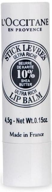 L'occitane Shea Ultra Rich Lip Balm 1