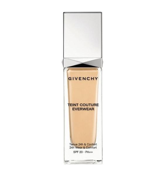 Givenchy รองพื้นไม่ติดมาส์ก Teint Couture Everwear Foundation 1