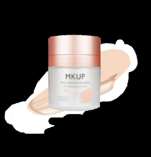 MKUP เครื่องสำอางจีน / เครื่องสำอางไต้หวัน Real Complexion Cream 1