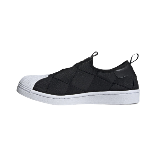 Adidas รองเท้าผ้าใบผู้หญิง ORIGINALS Superstar Slip-on Shoes 1