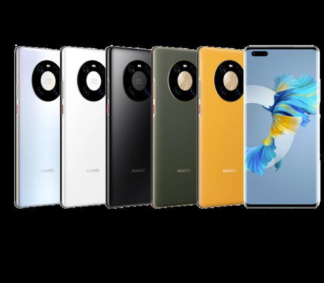 Huawei อุปกรณ์สำหรับถ่ายภาพกลางคืน สมาร์ตโฟน Mate 40 Pro 1