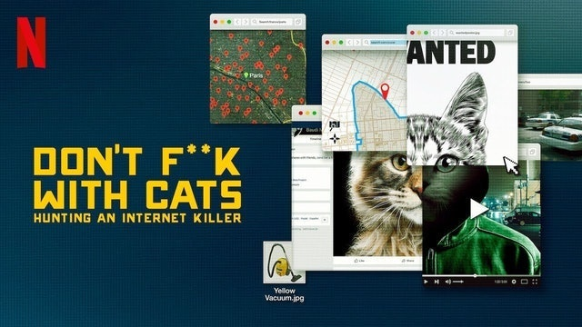 Dimitri Doganis, Adam Hawkins Don't F**k with Cats: Hunting an Internet Killer 1