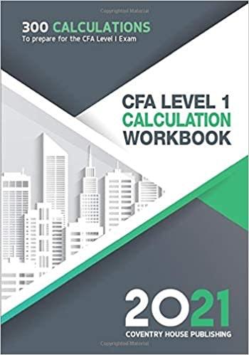 เลือกหนังสือเตรียมสอบ CFA ตาม Level ที่ต้องการจะสอบ