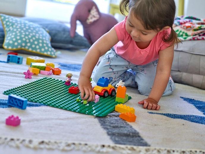 ใช้แผ่นเพลท LEGO เพื่อความสะดวกยิ่งขึ้น !