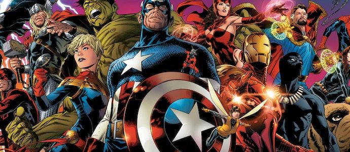 ทำความรู้จักกับค่าย Marvel Comics