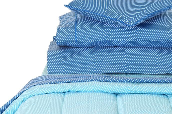 ผ้าปูที่นอนที่สามารถเก็บความเย็นได้ : เปลี่ยนได้ตามสภาพอากาศ
