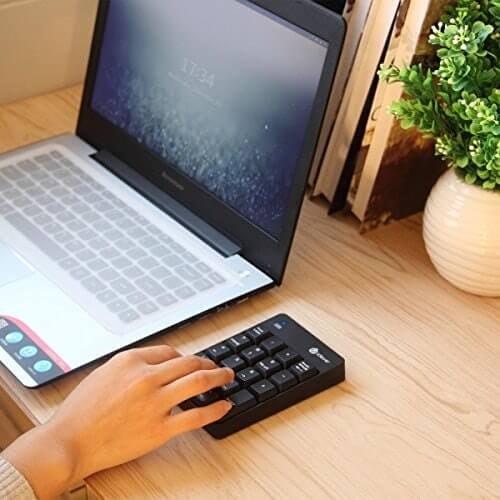 ฝึกฝนการคีย์คีย์บอร์ดตัวเลข/แป้นพิมพ์ตัวเลข ด้วยโปรแกรมและแอปพลิเคชัน !
