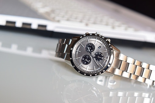 Dive Watches แบบสเตนเลส