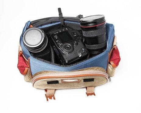เลือกขนาดและน้ำหนักของกล้อง DSLR ให้เหมาะสมกับการใช้งาน