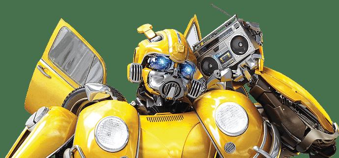 Transformers : จากรถธรรมดาแปลงร่างเป็นหุ่นยนต์สุดเท่