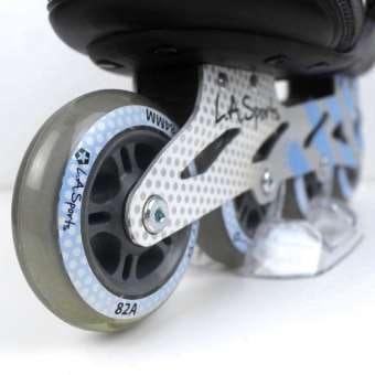 ล้อ (Wheel) : เลือกวัสดุที่มีความยืดหยุ่นและทนทาน