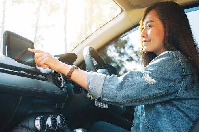 แอป GPS นำทางเหมาะสำหรับการเดินทางระยะทางสั้น