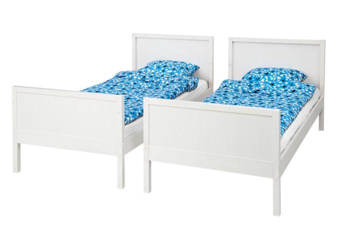เลือกเตียงสองชั้นแบบแยกเตียงได้ สำหรับใช้งานในอนาคต