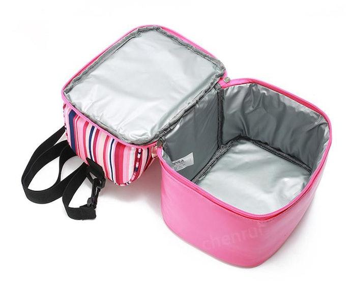 เลือกถุงผ้าที่มีคุณสมบัติเก็บความเย็นสำหรับอาหารแช่แข็ง
