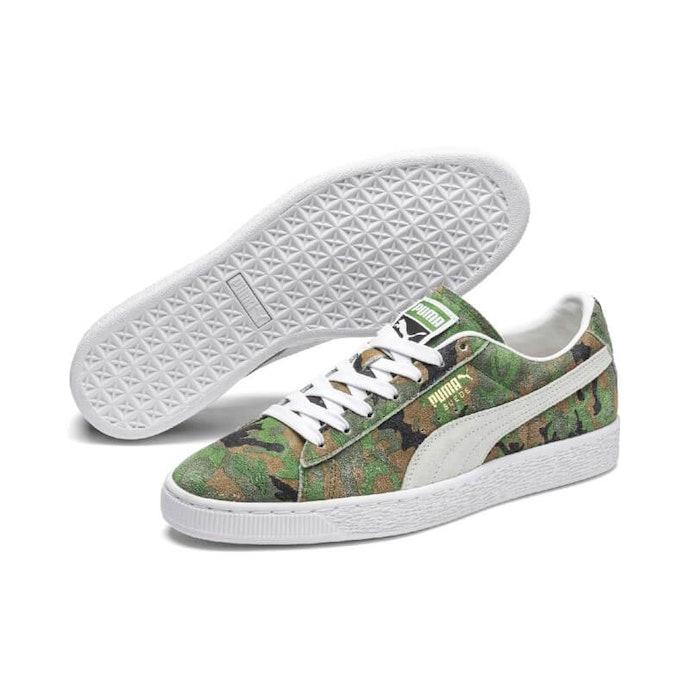 รองเท้าผ้าใบ PUMA ที่โดดเด่นทั้งดีไซน์และการใช้งาน