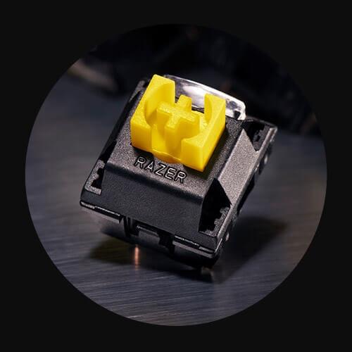 สวิตช์สีเหลือง (Yellow Switch)  : เน้นความเงียบและการตอบสนองอย่างรวดเร็ว