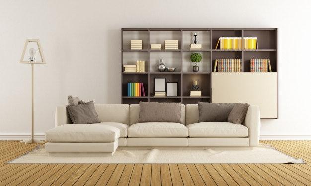 เลือกสีให้เข้ากับดีไซน์ของห้อง