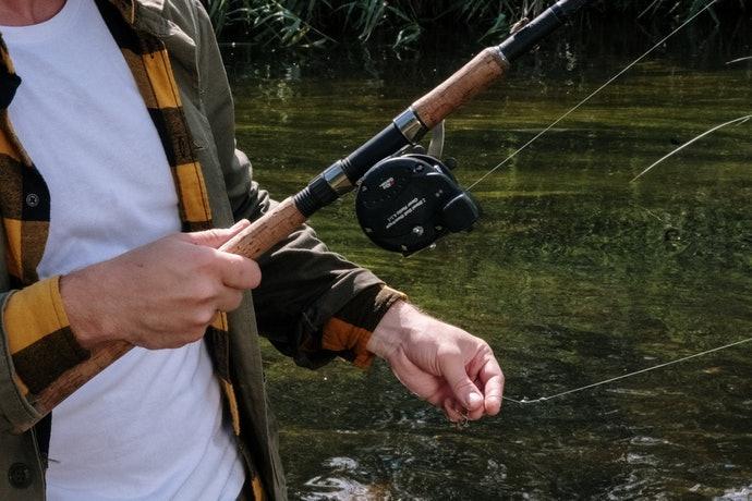 รอกแบบ Alvey : กำลังสูง เหมาะกับการตกปลาตัวใหญ่