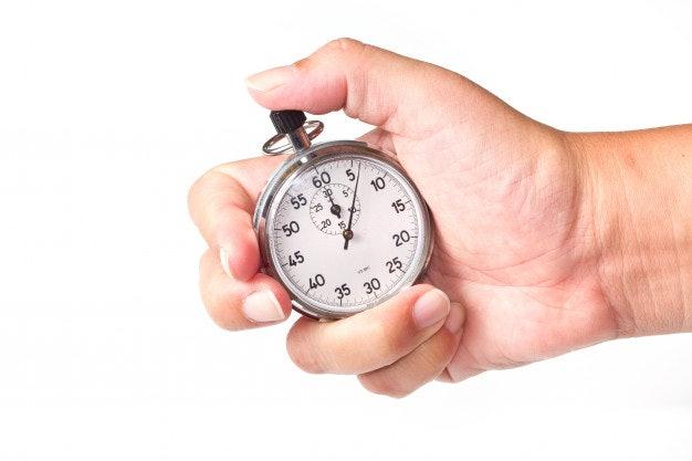 ทำไมจึงควรซื้อนาฬิกาจับเวลาโดยเฉพาะ ?