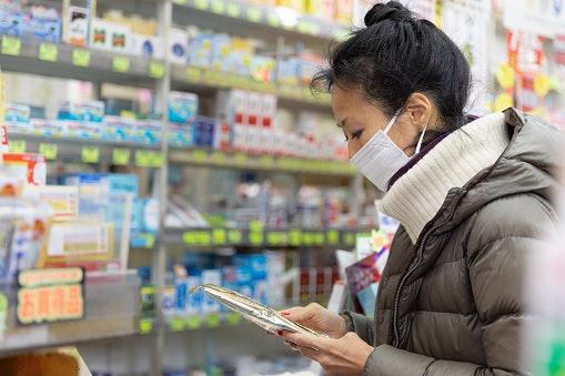 ตรวจสอบส่วนประกอบของผลิตภัณฑ์รักษาสิวที่หลังก่อนซื้อ