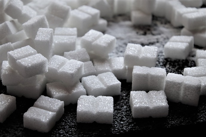 น้ำตาลรูปทรงก้อน