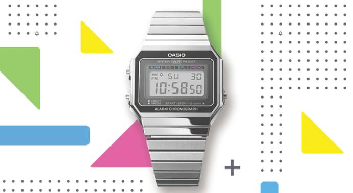 นาฬิกา Casio รุ่น มาตรฐาน (General)