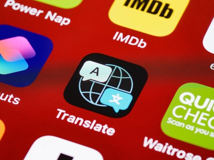 แอปแปลภาษา