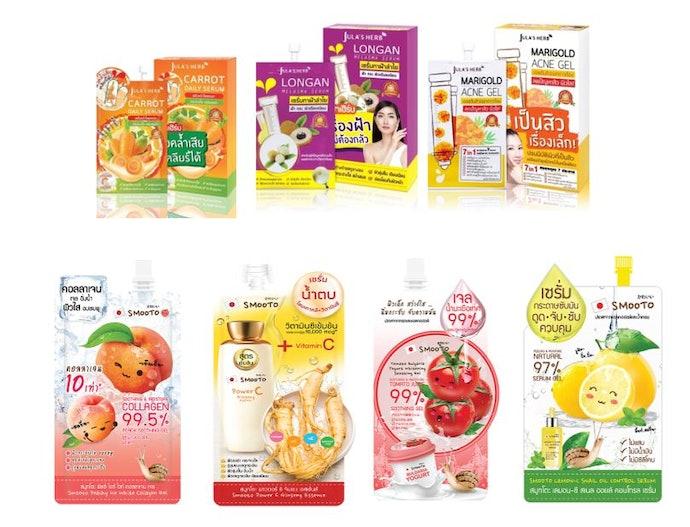 เลือกครีมซองเซเว่นจากประเภทผลิตภัณฑ์