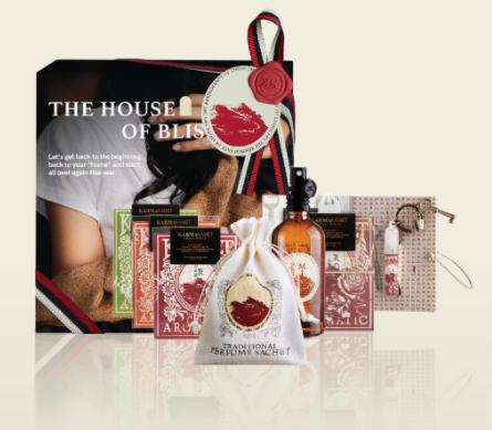 เลือกผลิตภัณฑ์ Karmakamet แบบ Gift Set สำหรับซื้อเป็นของขวัญหรือของฝาก