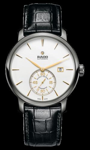 Rado Diamaster : รูปทรงเรียบง่าย คลาสสิก