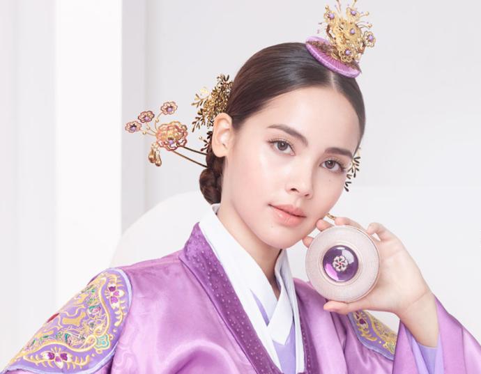 The Face Shop Yehwadam Hwansaenggo BB Cushion
