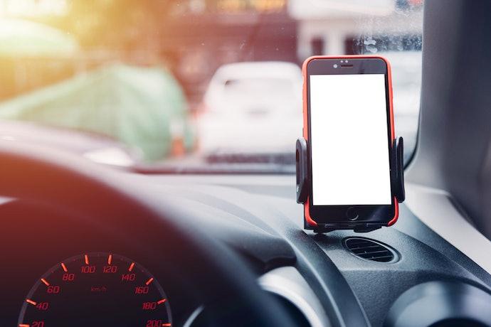 Phone Holder ที่วางโทรศัพท์ในรถแบบหนีบ