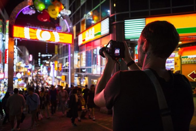 เลือกกล้องที่ให้ค่า ISO สูง ถ้าชอบถ่ายภาพกลางคืน