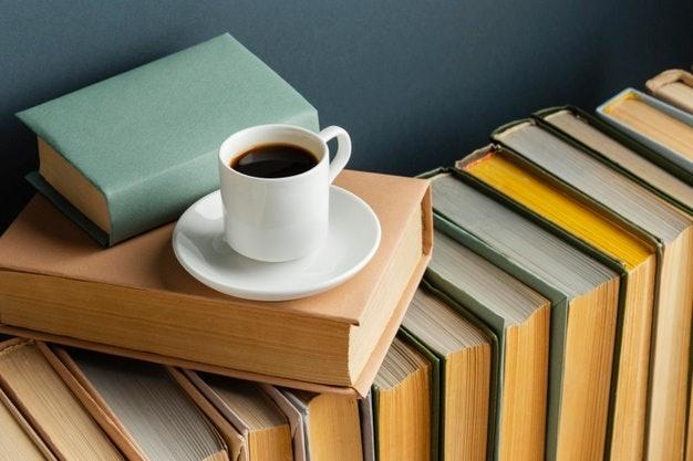 เลือกจากวัตถุประสงค์ในการอ่านหนังสือเกี่ยวกับกาแฟ