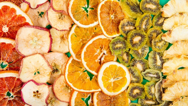 เลือกประเภทผลไม้ที่ชื่นชอบ