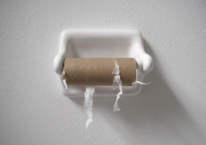 ปัญหาการกักตุนกระดาษชำระ