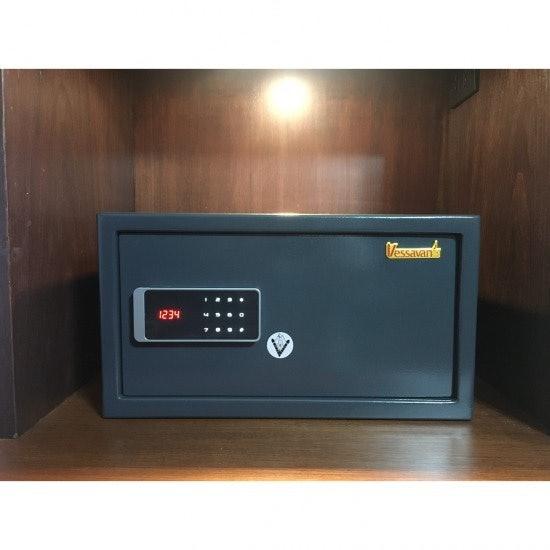 เลือกจากขนาดของตู้เซฟและการรับน้ำหนักตรงสถานที่ติดตั้ง